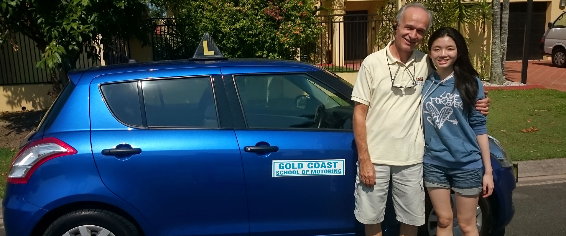 Gold Coast Driving School Lessons from Gold Coast School of Motoring